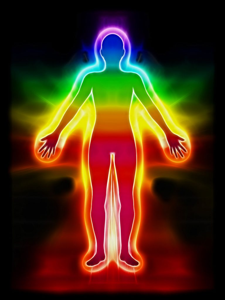 The Energy Field of the Body