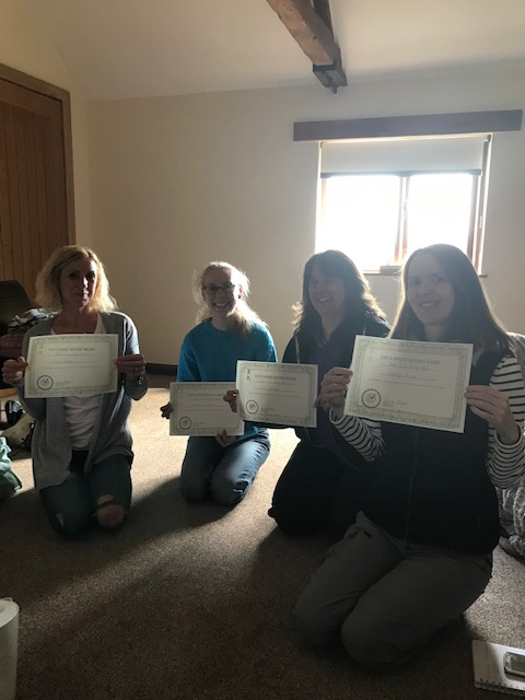 Reki Courses - The Healing Room - Llangan - Vale of Glamorgan